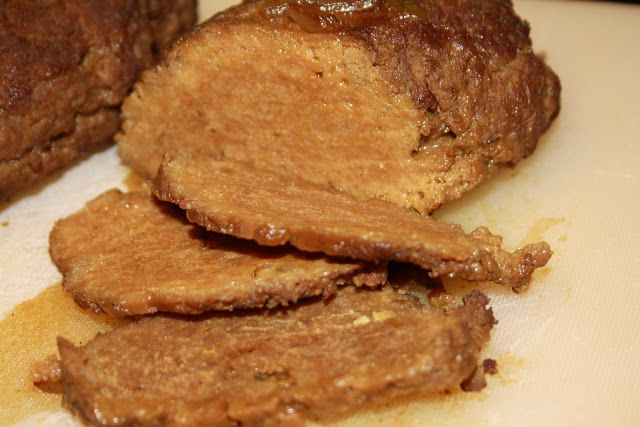 """Vegan""""Roastbeef"""". Have to try this!"""