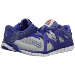 Reebok Kids - Z TR 2.0 (Little Kid) (Ultima Purple Purple Shadow Silver  Metallic White) - Footwear 2b887d49f