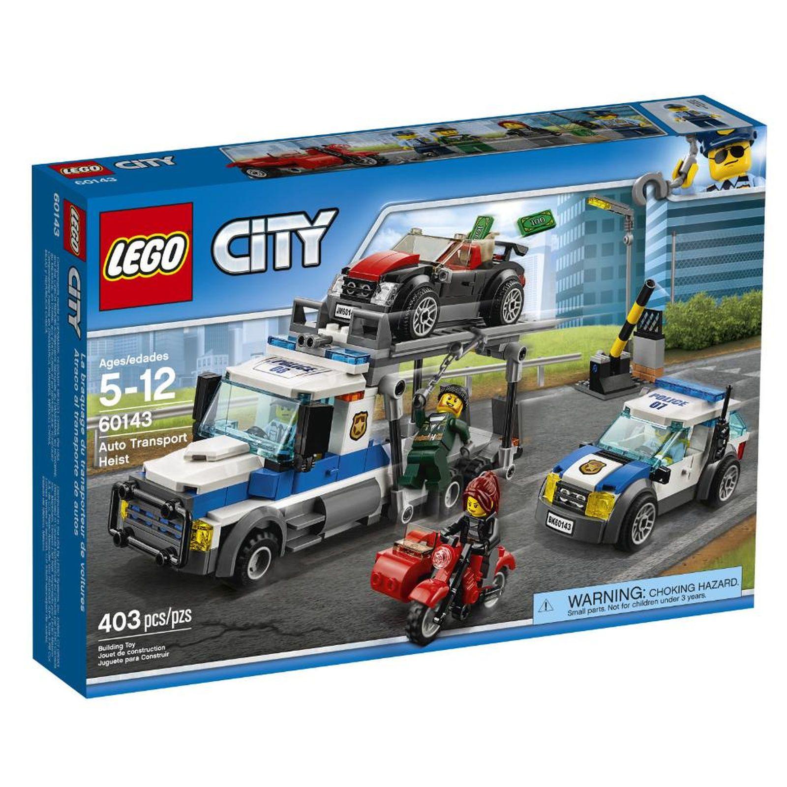 7286 PRISONER TRANSPORT lego city town SEALED police NEW legos set RETIRED