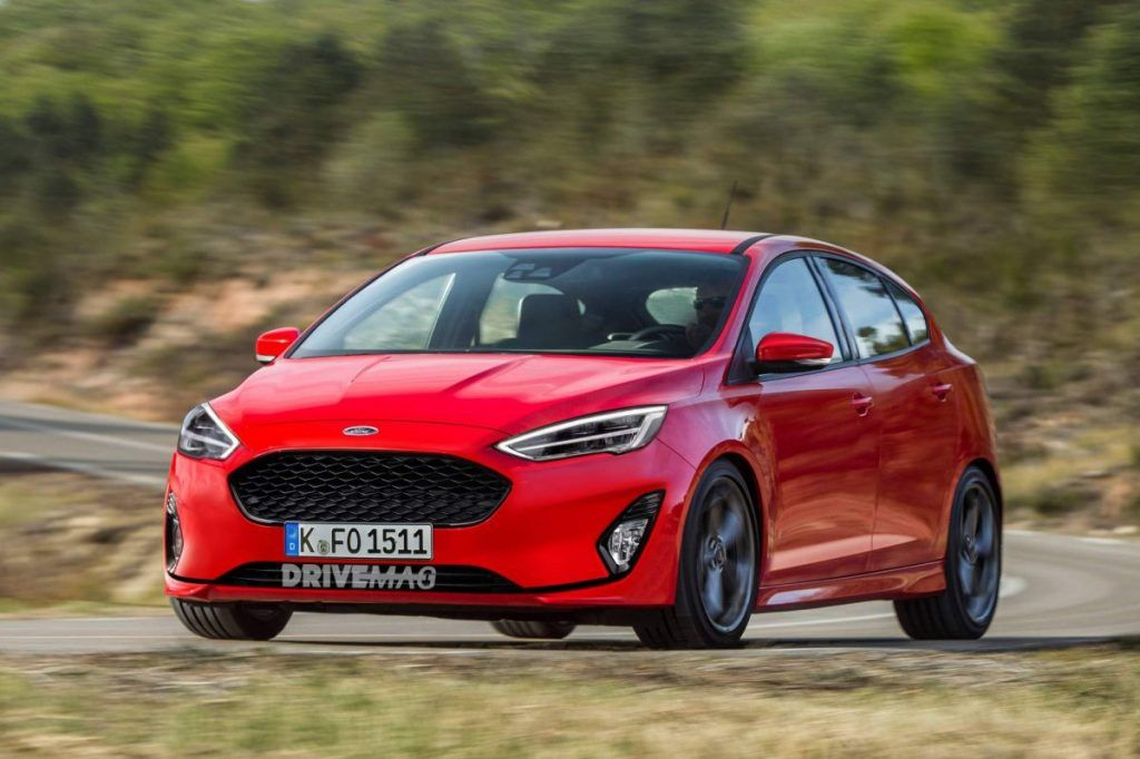 The 2019 Ford Focus Rs Wallpaper Car Gallery