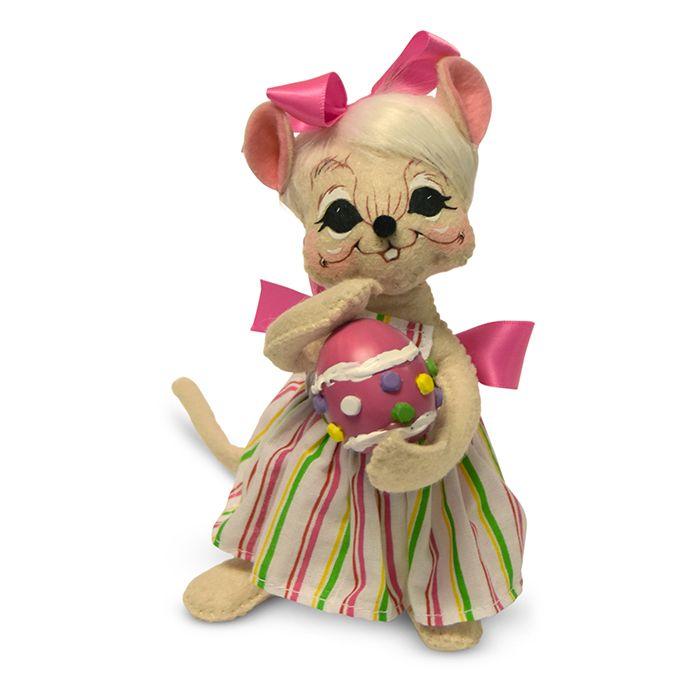 6in Jinglebell Boy Mouse Annalee