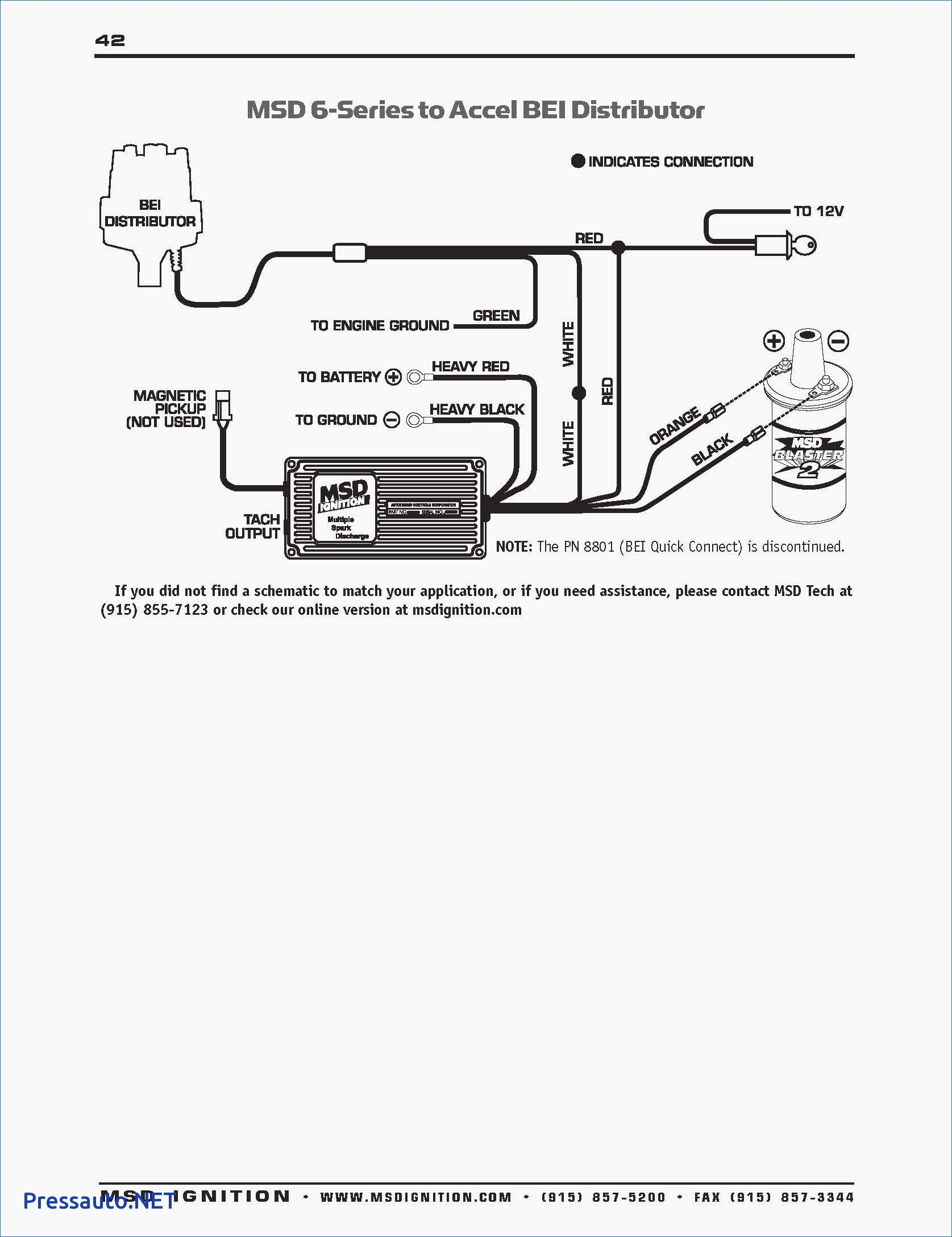 Hei Distributor Wiring Diagram Diagram, Ford