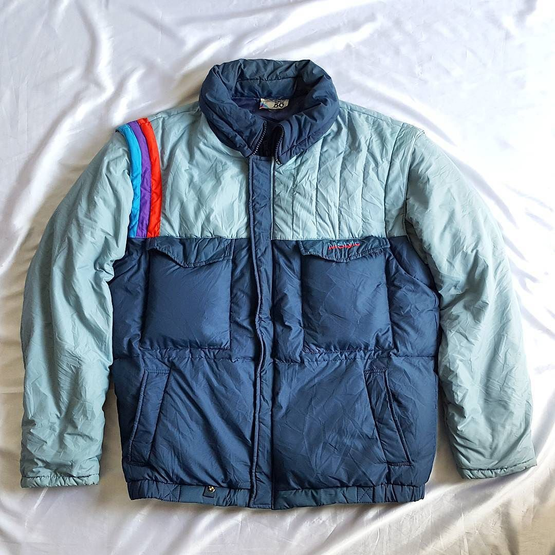 f7b764f11f925 BMW M-Style F1 Motor sport Jacket Goosedown by HEAD Germany #vintage #80s  #bmw #mstyle #formula1 #f1 #motorsport #goosedown #jacket #vest #head  #german ...