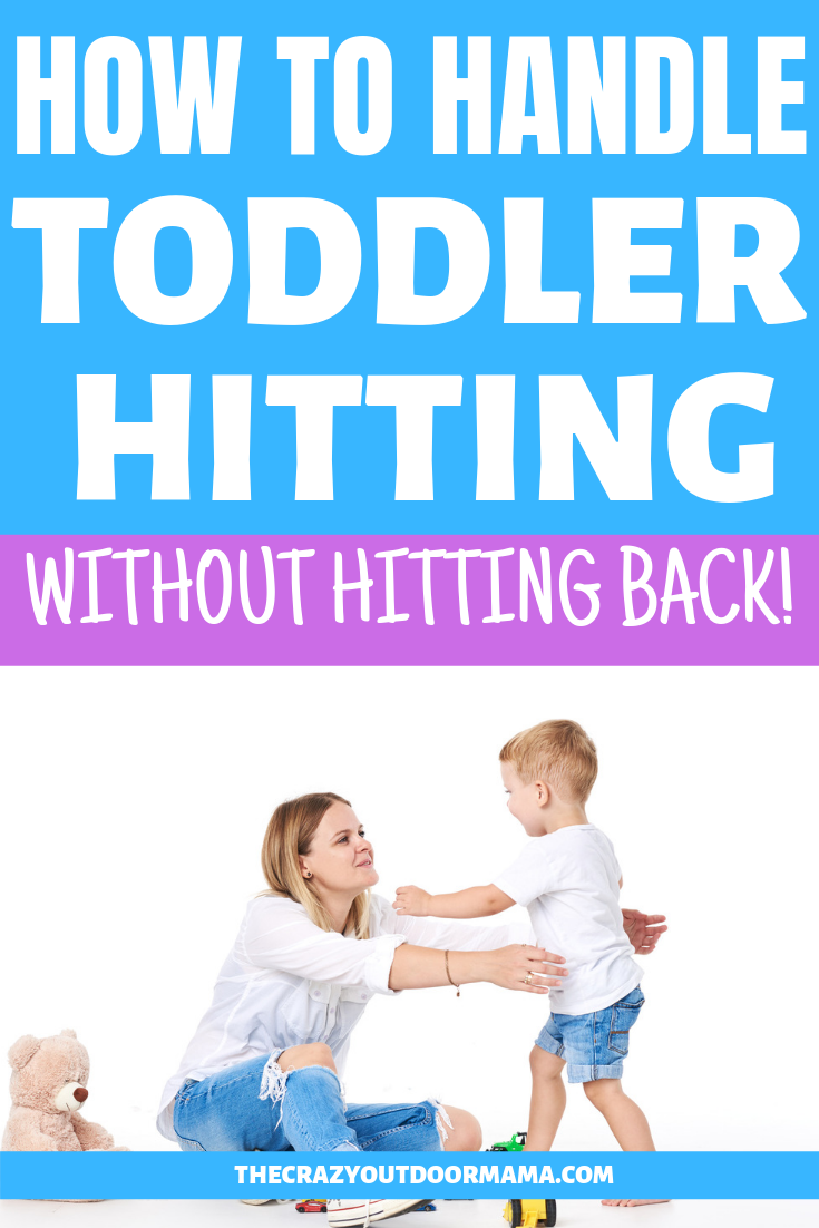 How To Get A 4 Year Old To Stop Hitting