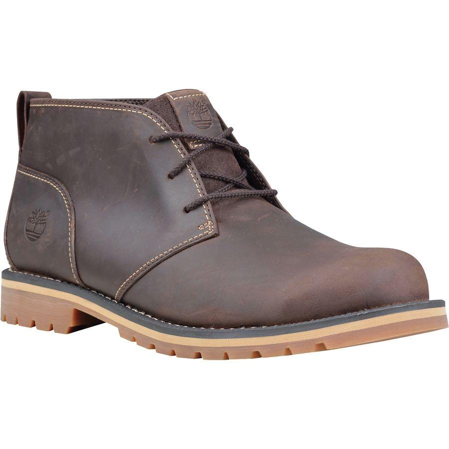 c98cc81db07 Timberland - Grantly Chukka Shoe - Men's - Dark Brown Oiled Full ...