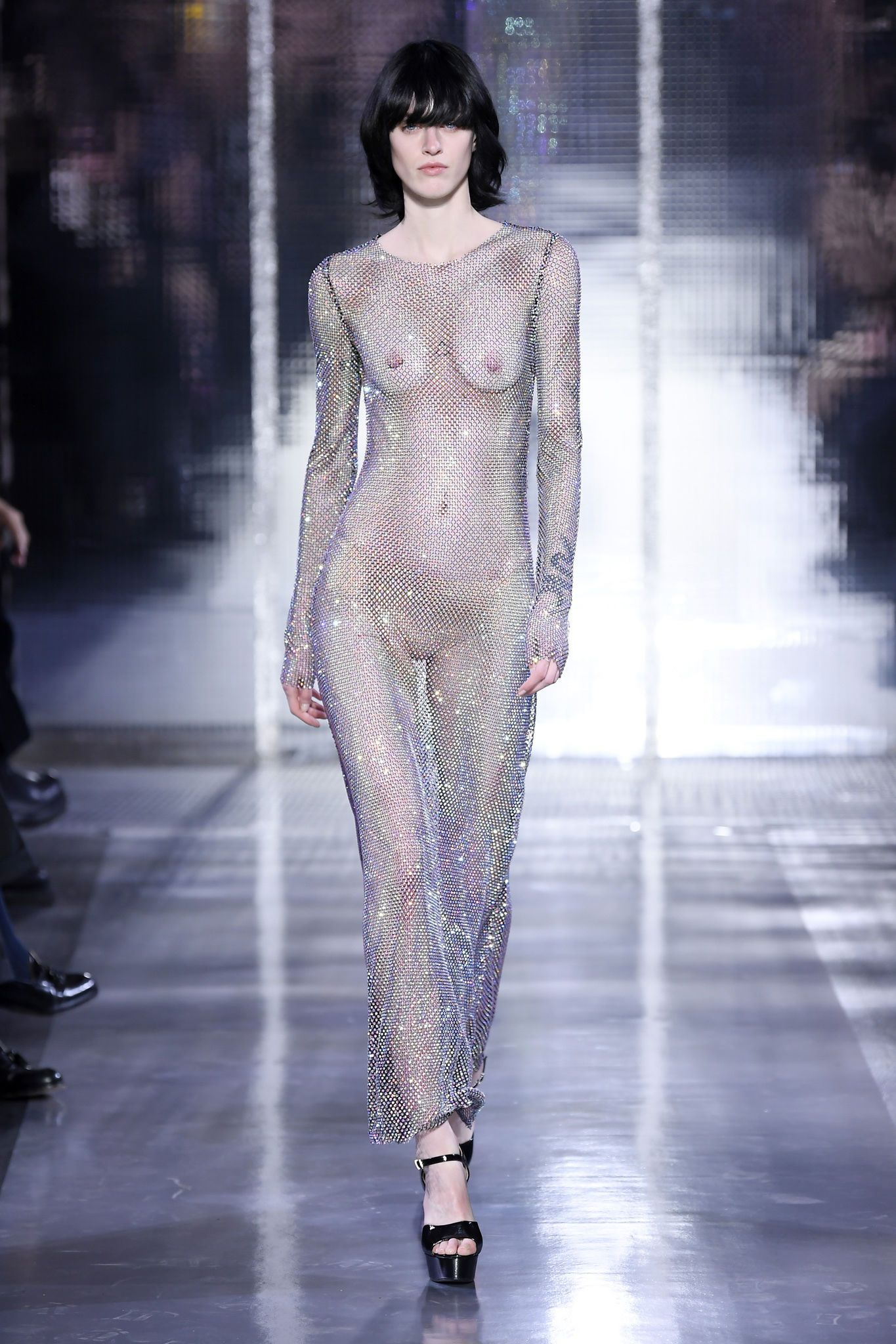 Fashion nude Most Naked