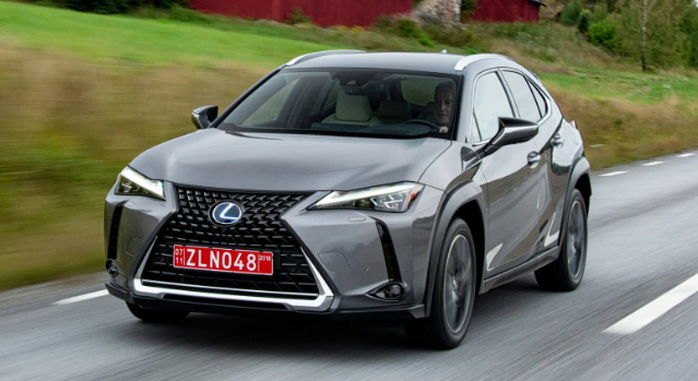 2019 lexus ux hybrid redesign created for your modern day city rh in pinterest com