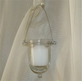 Hanging Votive Holders   To Hang From Arbor