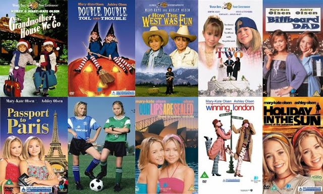 Mary Kate And Ashley Movies Celebrate The Olsen Twins: A Look Back At Mary-Kate And Ashley Olsen's Best Movies