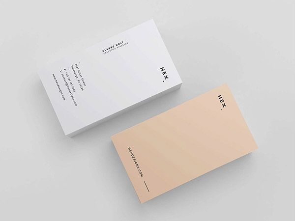 Business Card Design 2017 40 Best Examples To Inspire You Jayce O