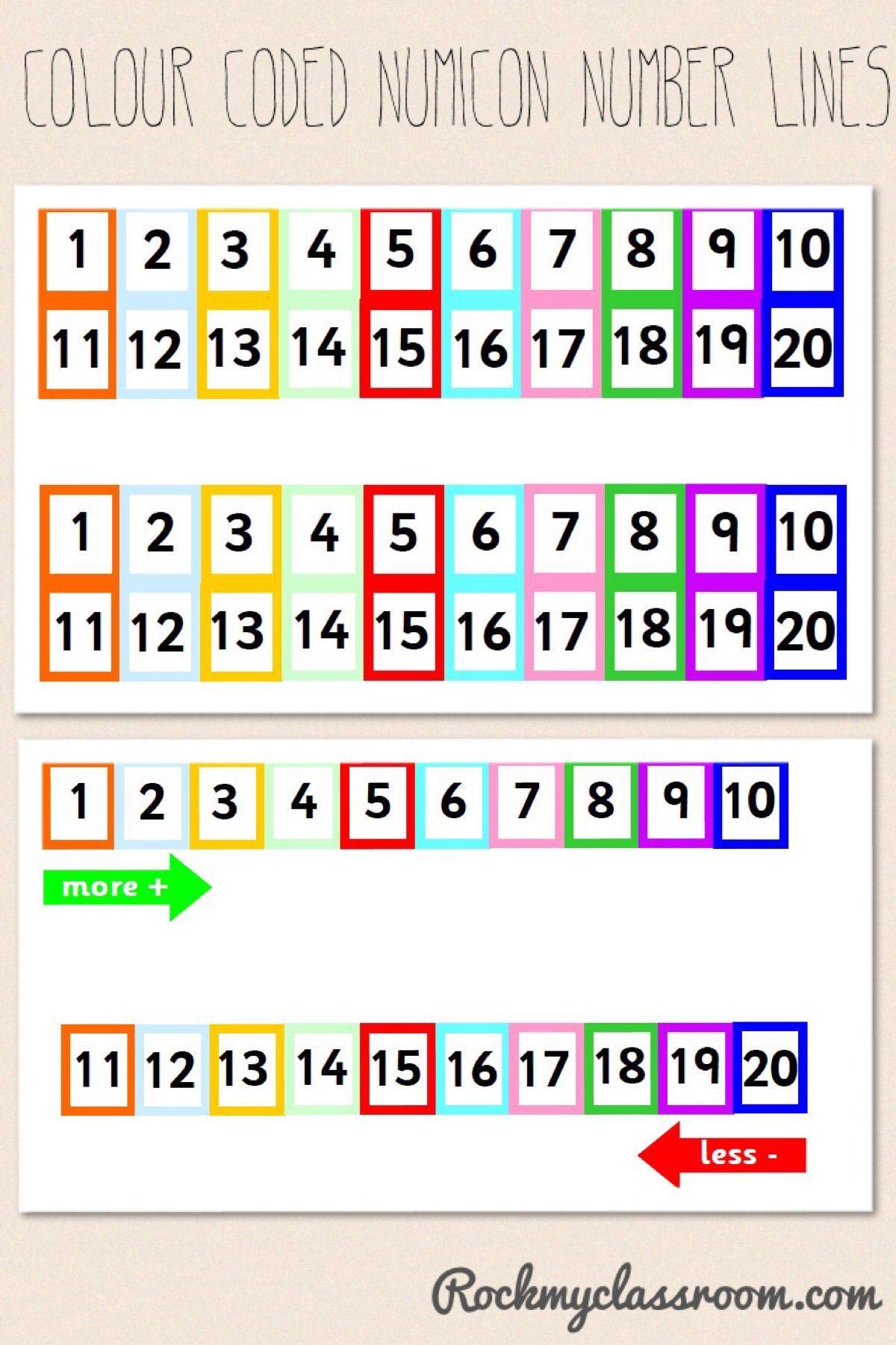 Free Download - numicon number line   Numicon   Pinterest   Bildung