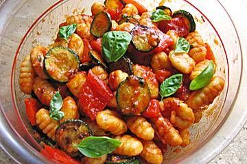 Gnocchi - Salat von witzig | Chefkoch