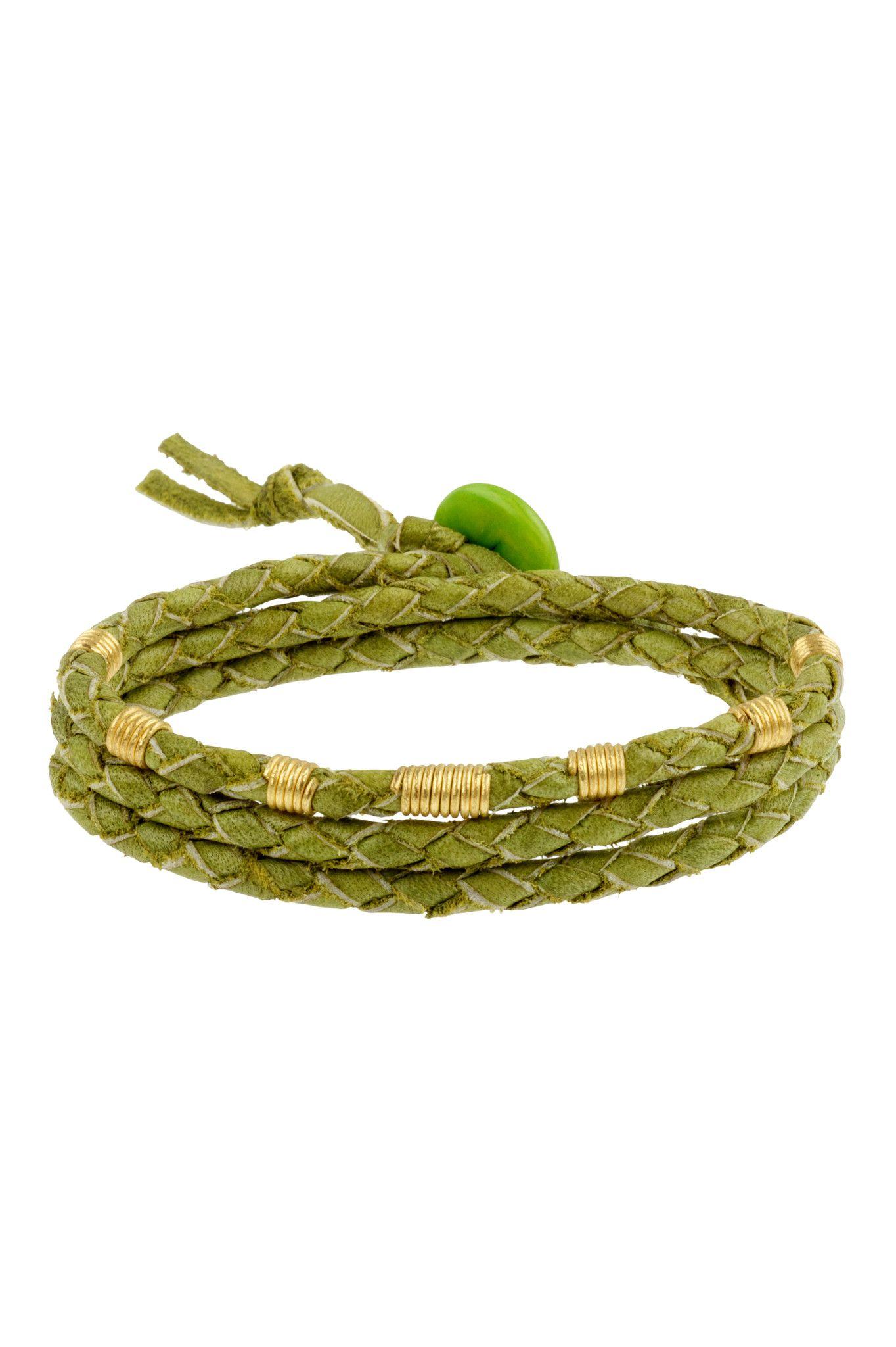 Puente Wrap Bracelet