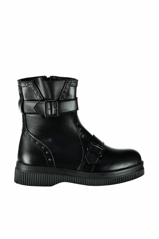 خرید اینترنتی بوت مشکی زنانه Boots Biker Boot Shoes