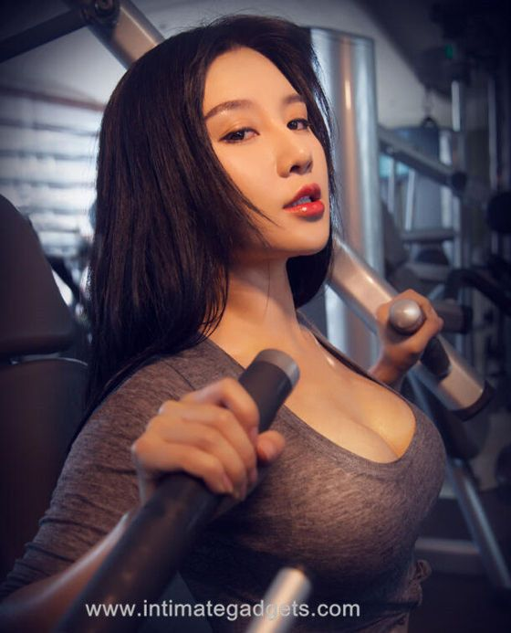 Have won asian gym girl can