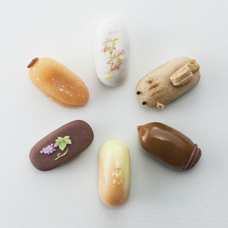 なまささら 結の御菓子 和菓子 結 和菓子 菓子 ささら