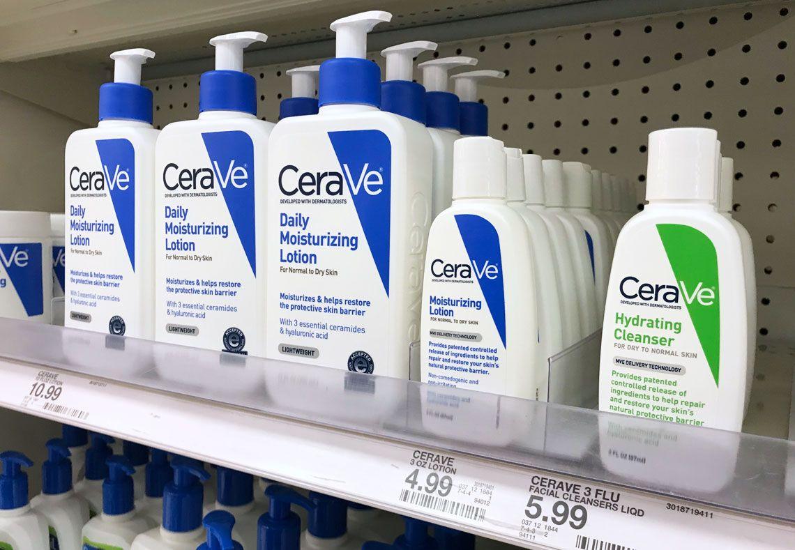 0 83 Moneymaker On Cerave Cleanser At Target Cleanser Free