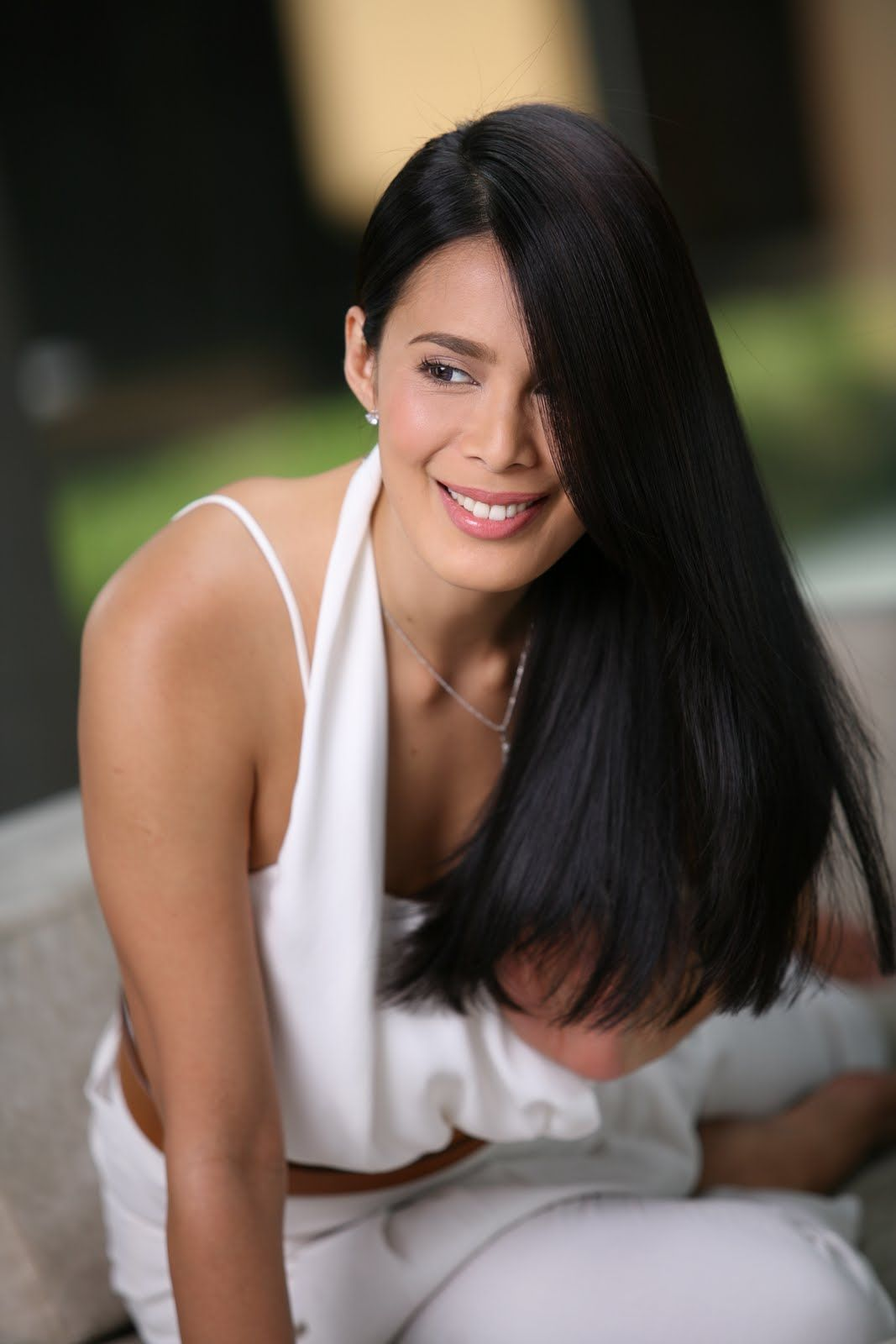 Filipina Fashion Model turned Actress Angel Aquino ...