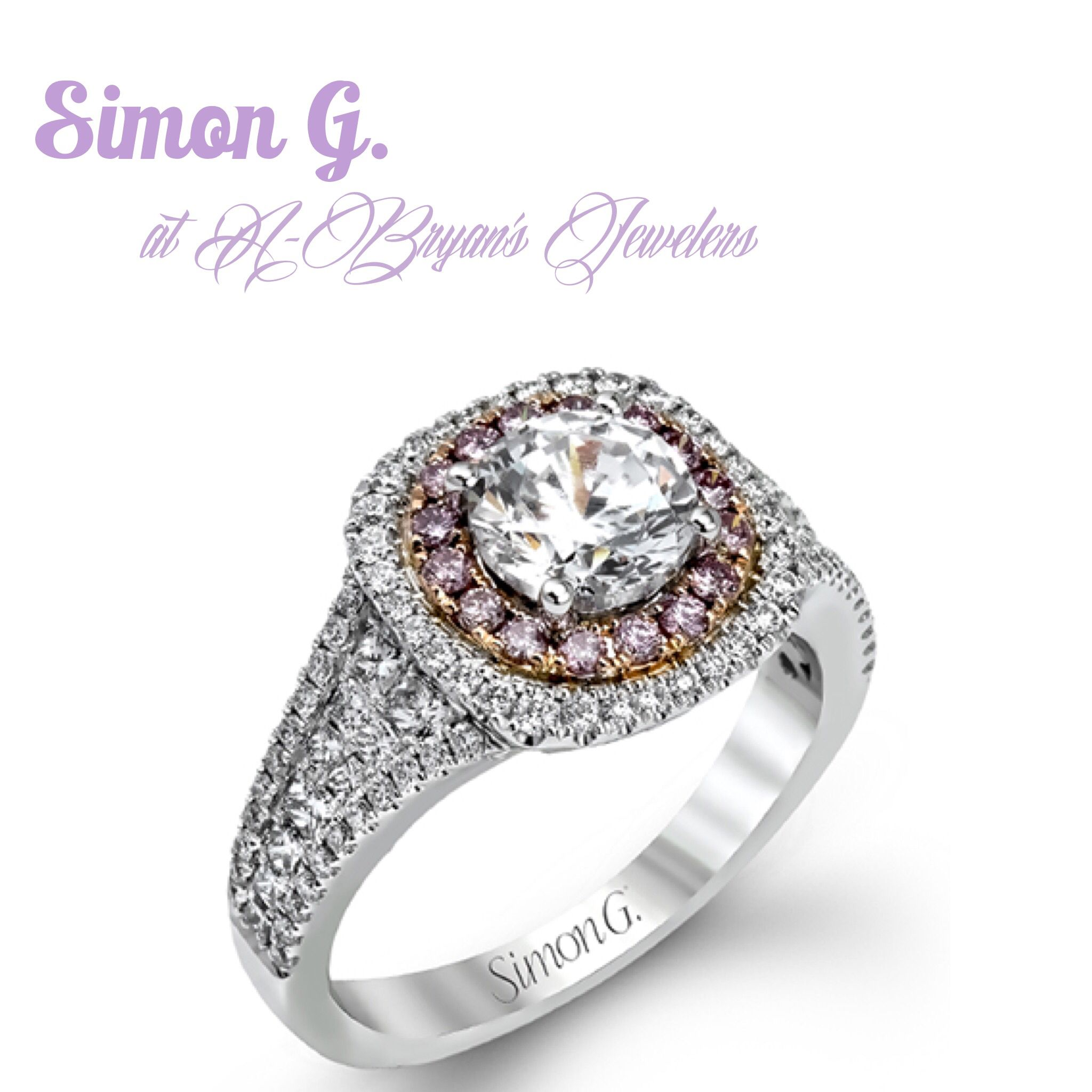 simon jewelers g beckers engagement rings