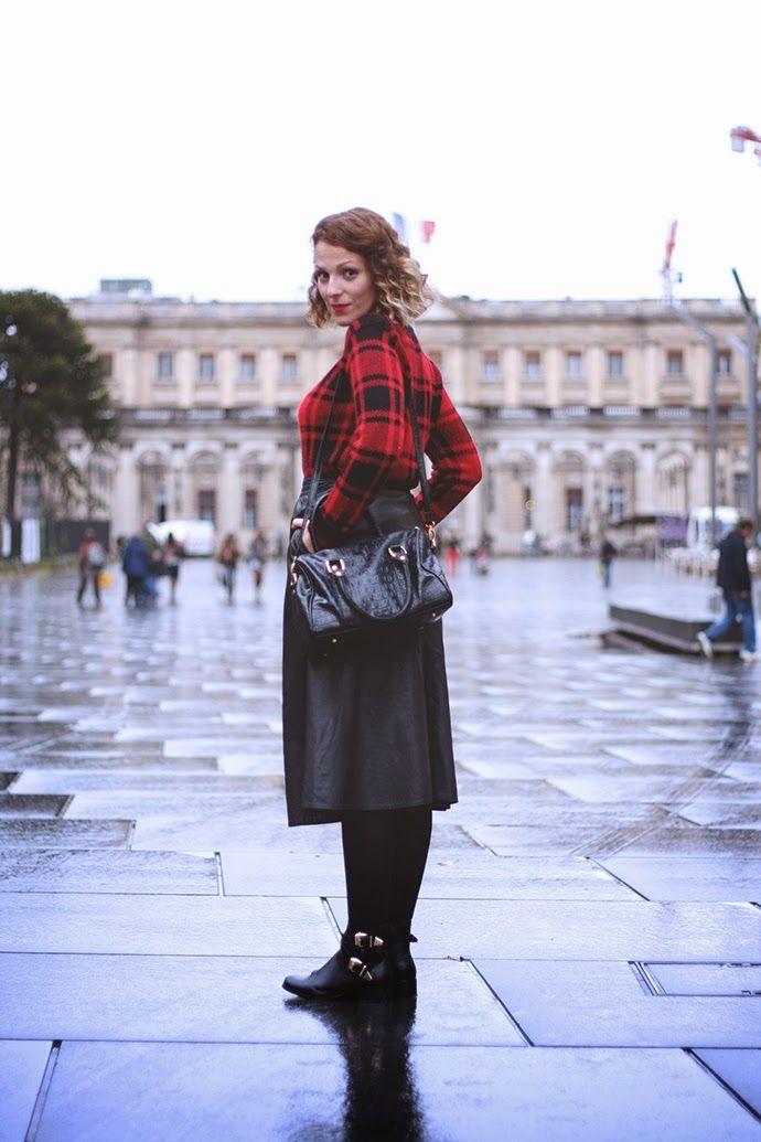 Blog Mode Bordeaux, Beauté et Tendance *A la Mode 2 Sasou: It Will Rain !