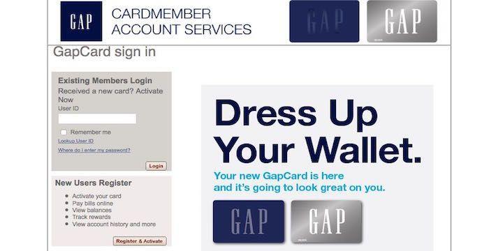 gap men