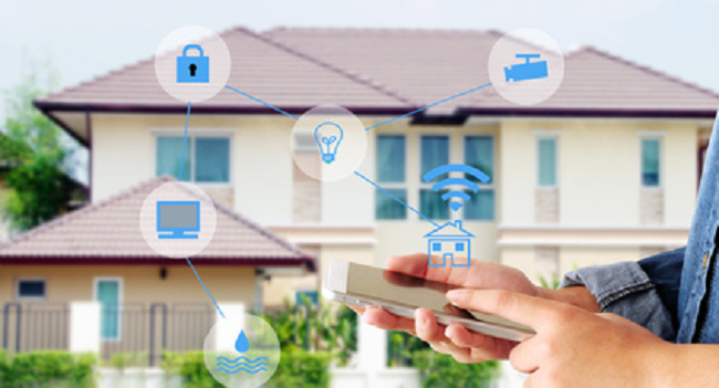 Introducing Wireless Home Security Pro Quality At A Diy Price Diycontrols Blog Home Automation Home Technology Smart Home