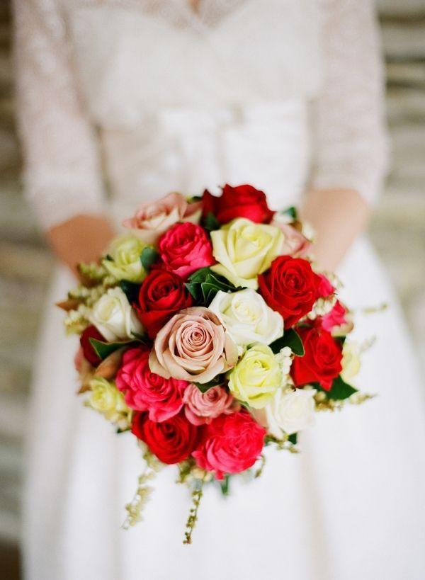 20 Beautiful Bridal Bouquets For The 1950s Loving Bride Spring