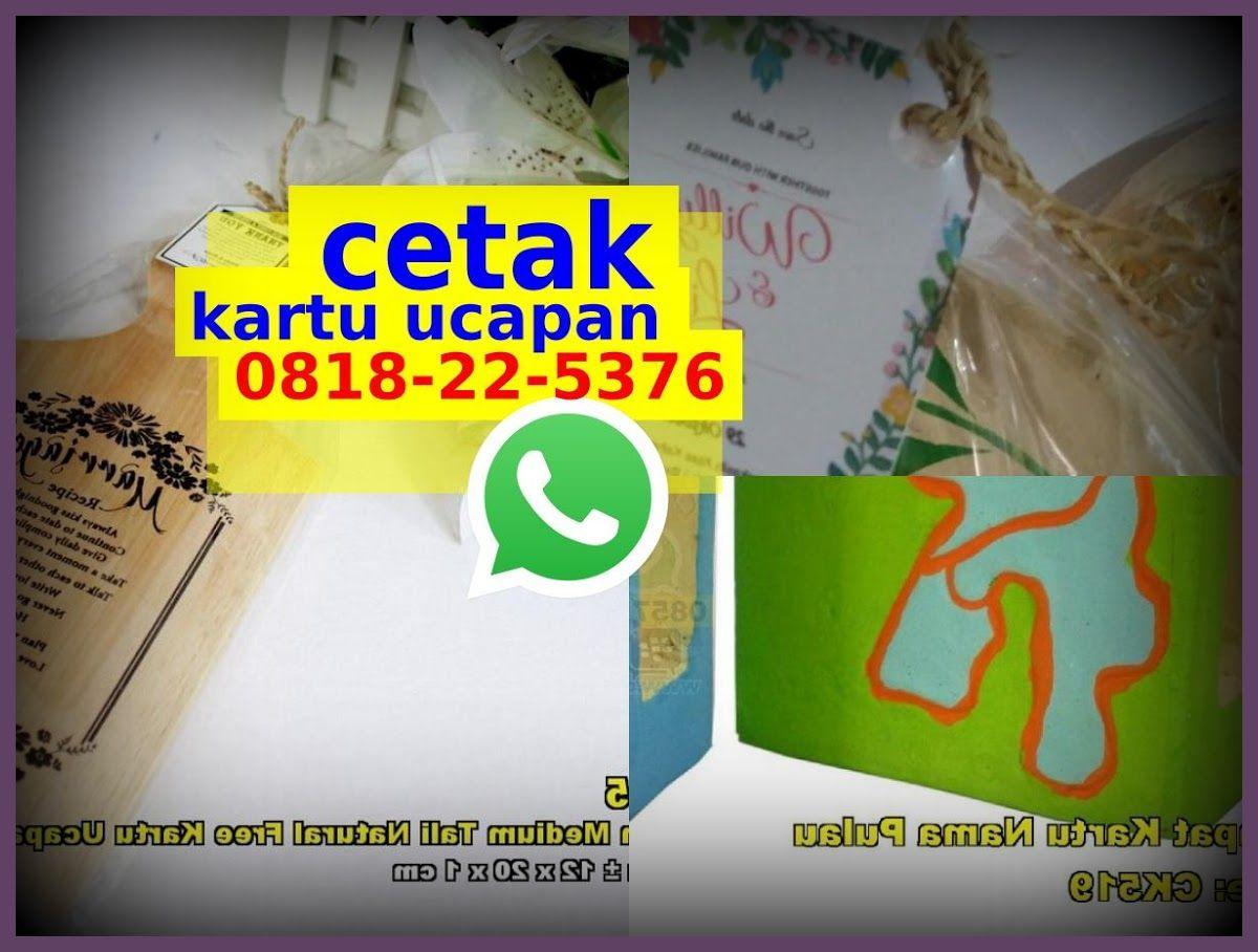 Cetak Kartu Ucapan Souvenir Surabaya Cara Membuat Kartu Nama