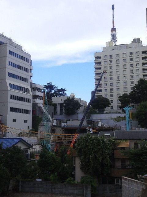 一瞬の都市風景。20120717(3)