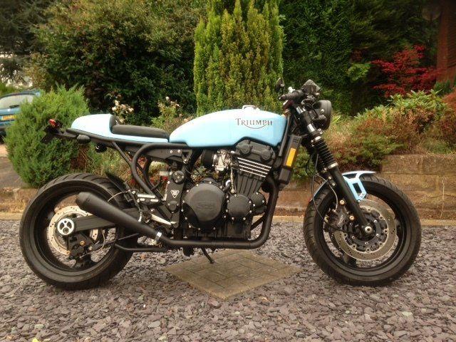 Triumph Cafe Racer £4995 | Cafe Racer Kits | Cafe racer kits