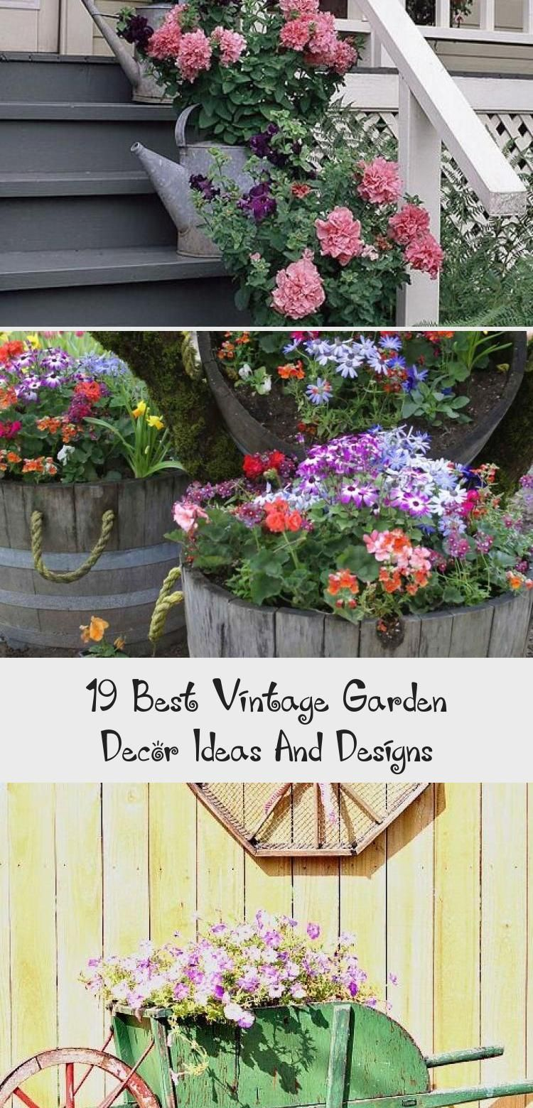 My Blog – En Blog in 8  Vintage garden decor, Garden decor