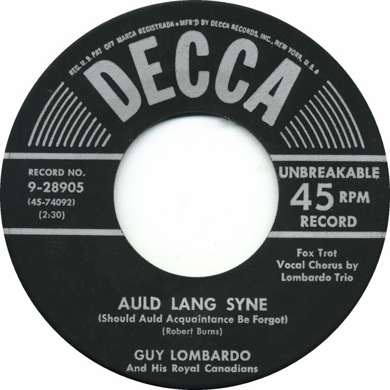 Guy Lombardo New Year's Eve Party 1957 in 2020 Guy