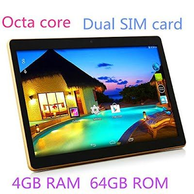 TYD 10 1 inch Tablet Android 6 0 GPS Octa Core 2560X1600 IPS