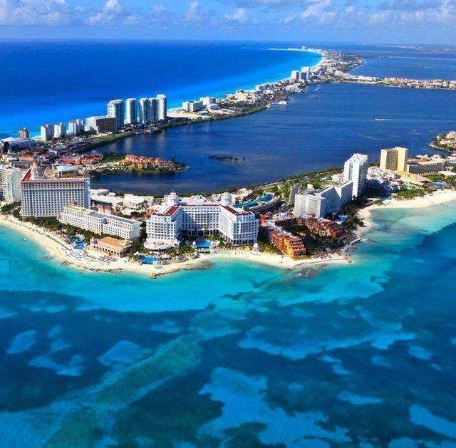 Cancun, Mexico #Travel #Destination #Vacation @SkyMall, Inc., Inc., Inc., Inc.