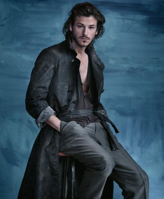 ae7d8a161 male character inspiration model historical   Inspiration - Males in ...