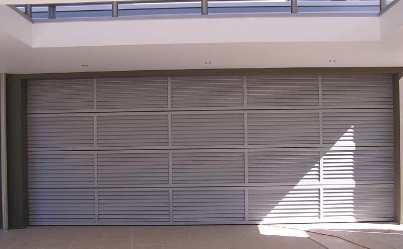 Charmant Louvre Panel Door By Pirie Enterprises Gold Coast Garage Doors