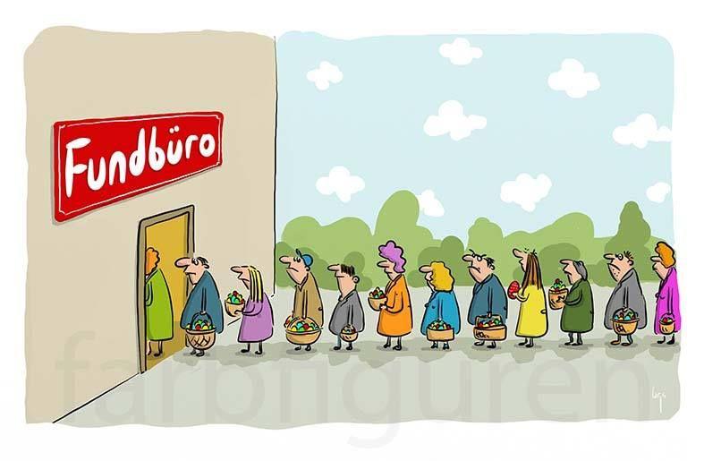 #fundbüro nach ostern