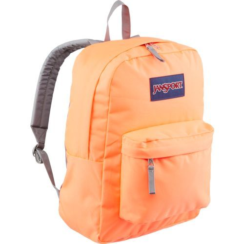 d14abc6458 JanSport SuperBreak Backpack Orange Bright - Backpacks at Academy Sports