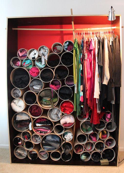 diy kleiderschrank organizations storage and storage ideas. Black Bedroom Furniture Sets. Home Design Ideas