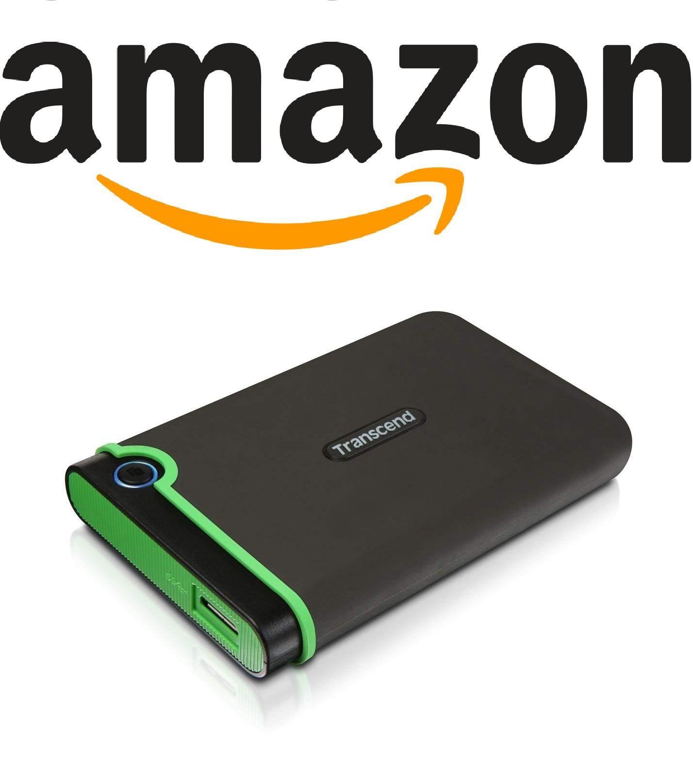 Transcend 1TB 2.5 inch USB 3.0 MilitaryGrade Shock