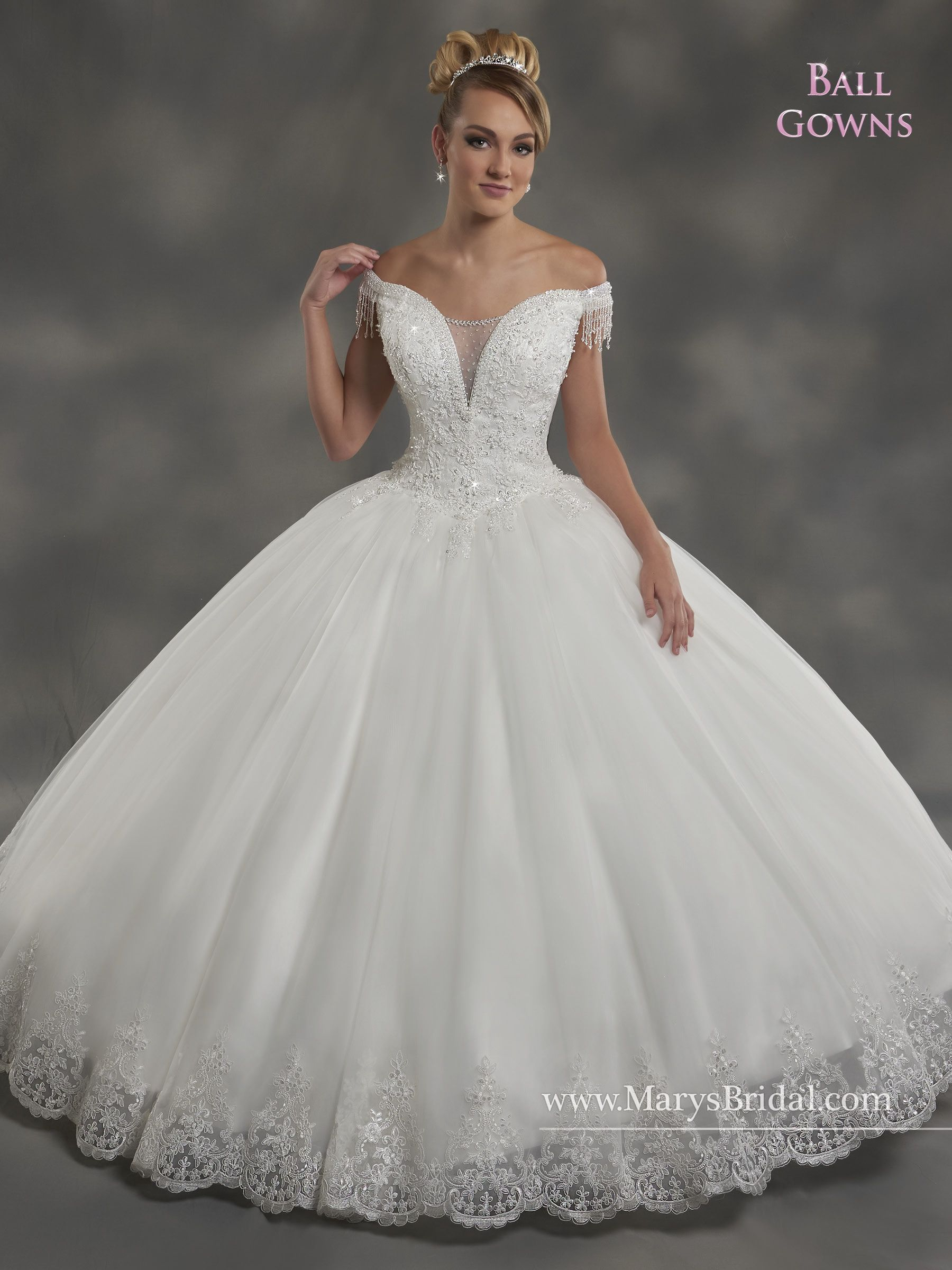 Be a Cinderella Bride. Beautiful Bridal Ball Gowns available at ...