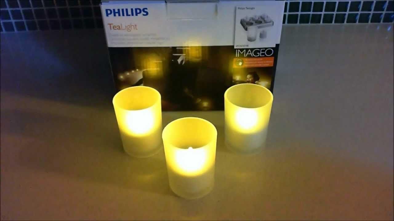 Philips imageo led rechargeable tea lights unboxing and review philips imageo led rechargeable tea lights unboxing and review arubaitofo Image collections