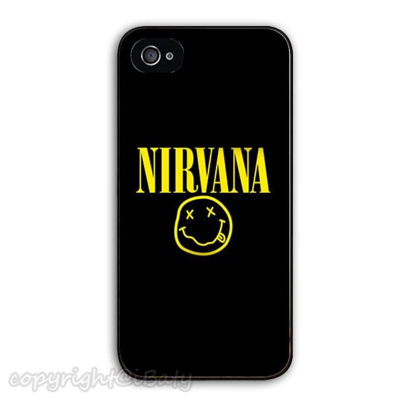 custodia iphone 5s nirvana