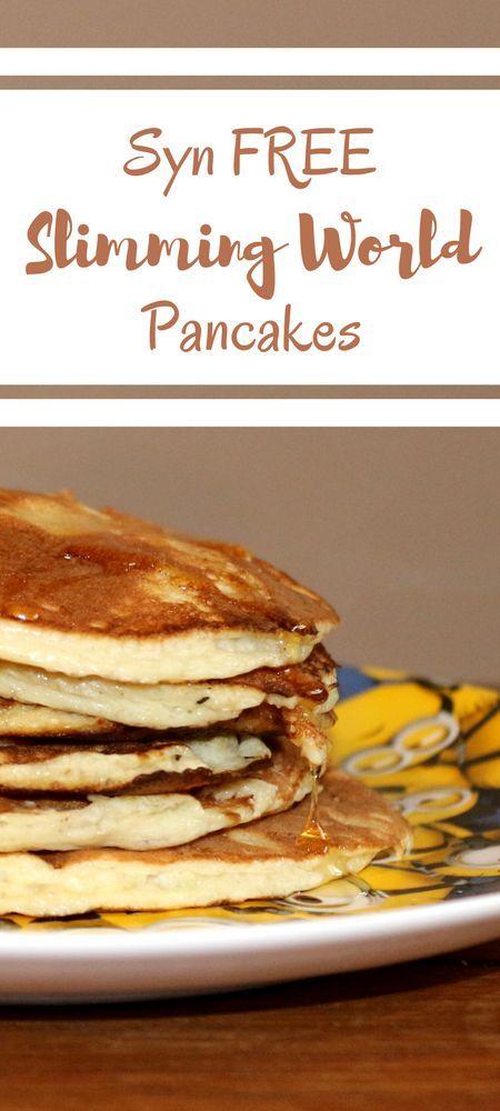 Ready Brek pancake recipe: Gluten/Syn-free Slimming World oat pancakes
