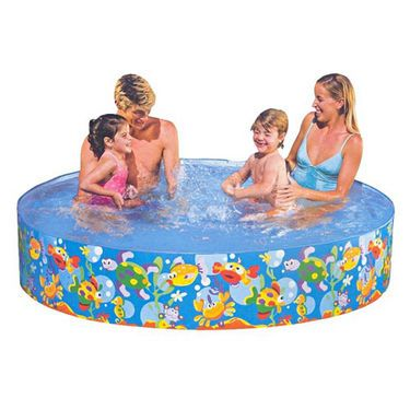 Buy Non Inflatable 8 Feet Swimming Pool Online At Best Price In India On Naaptol Com Plastic Pool Pool Accessories Inflatable Swimming Pool