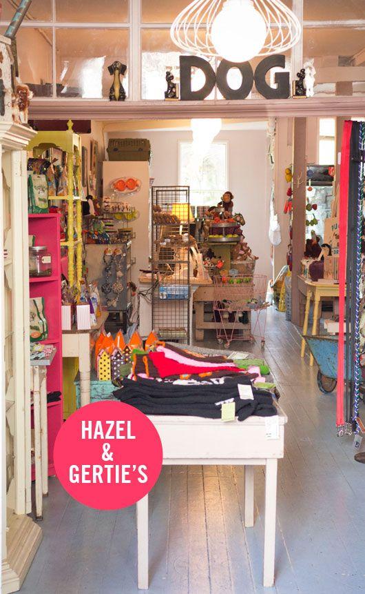 have you met hazel & gertie | Pet Love | Pet boutique, Pet