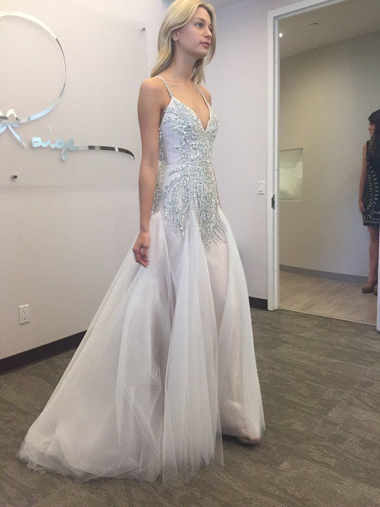 eac9935e0bc58 The Comet gown from Hayley Paige 2016! So pretty! | - W E D - in ...