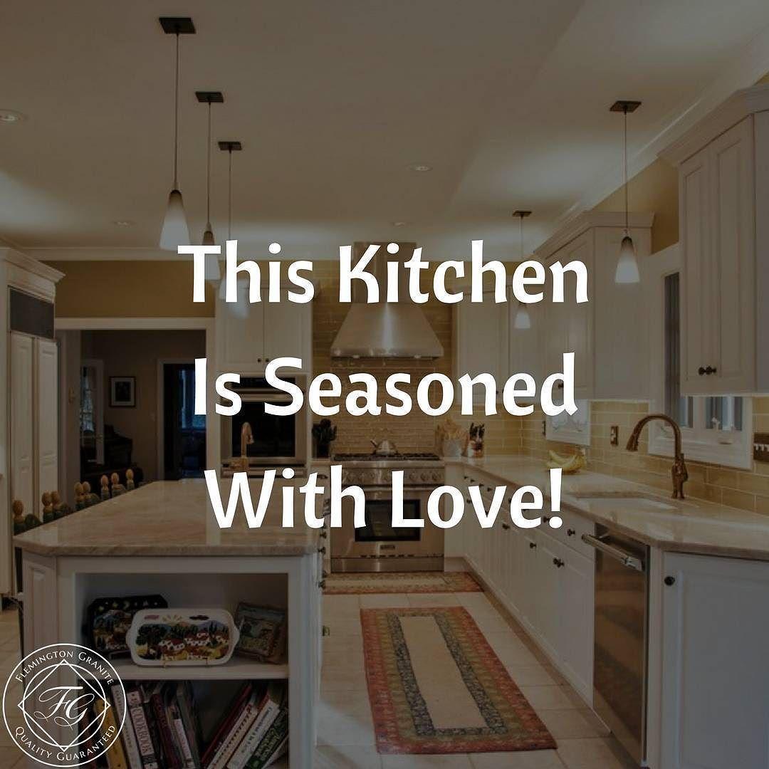 this kitchen is seasoned with love motivationmondays