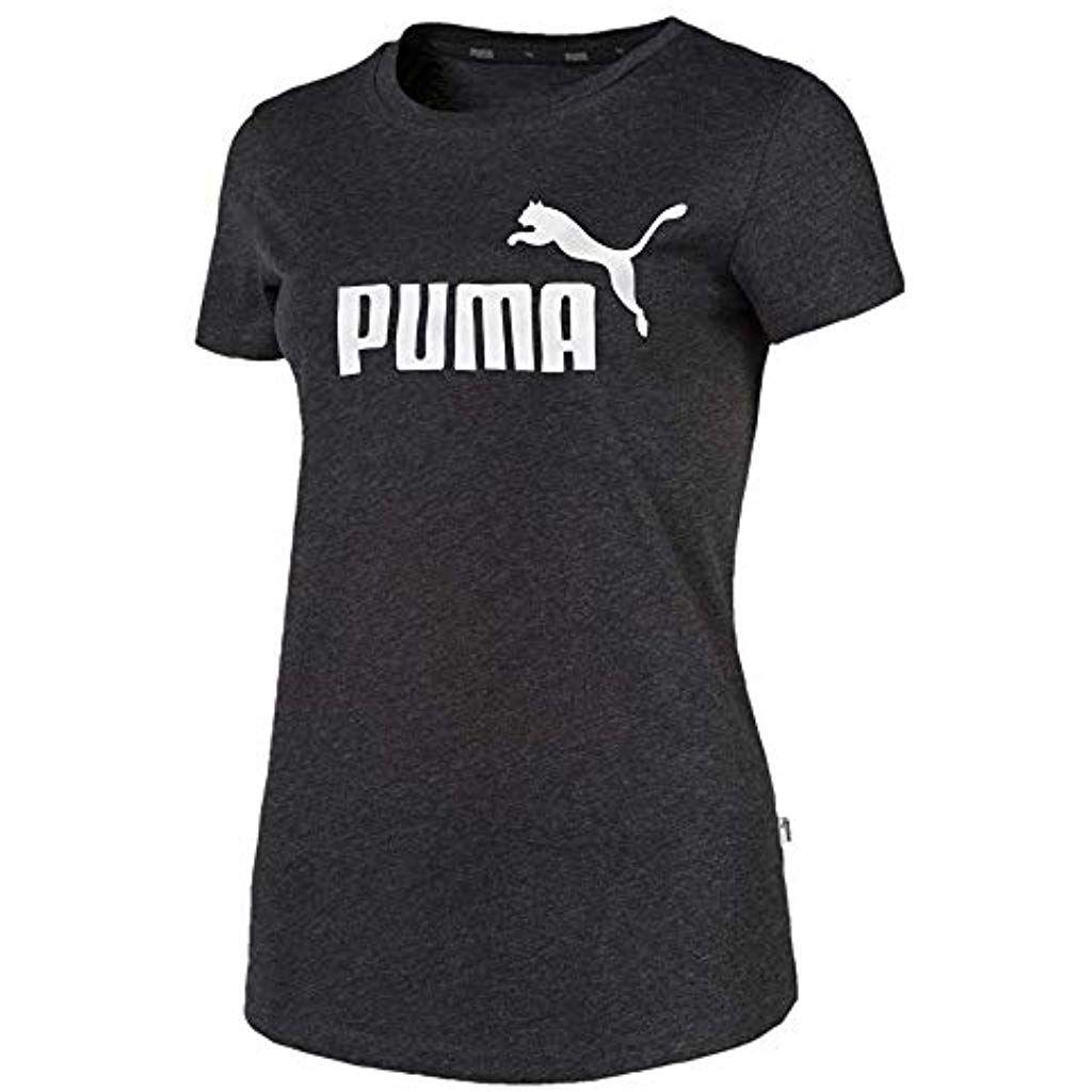 Puma Damen ESS Logo Tee T Shirt #damenuhren #damensneaker