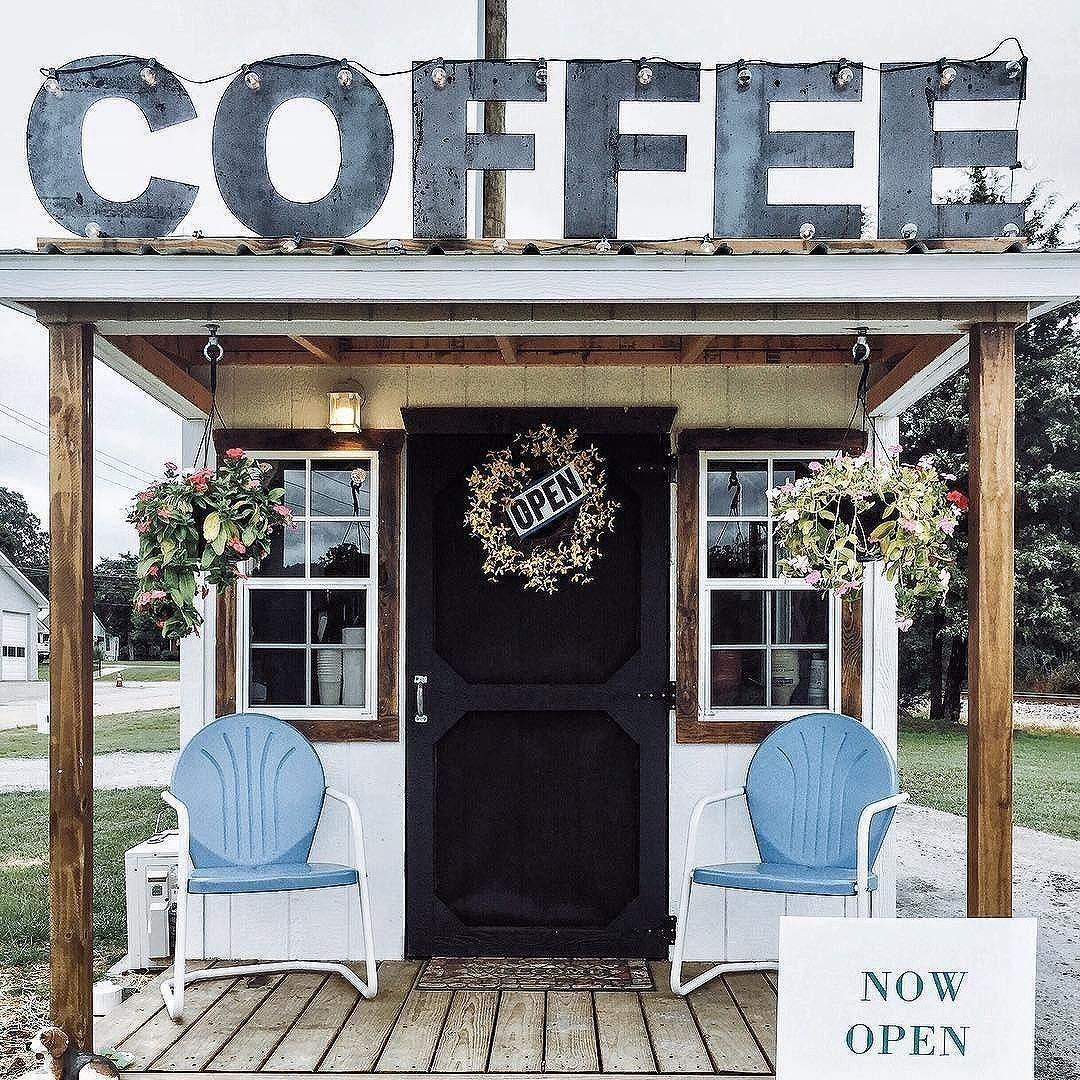 When You A Pick Me Up And You Re In A Time Pinch Hit Packhouse Coffee An Adorable Independently Owned Drive Coffee Shop Small Coffee Shop Mobile Coffee Shop